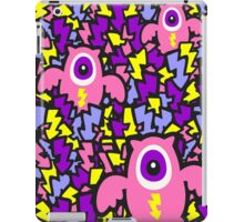 Cute Mechanical Owls iPad Case/Skin