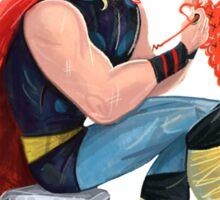 Skills (Thor) Sticker