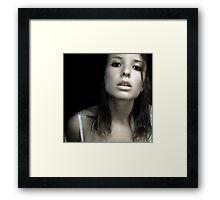 Mrs. Robinson Framed Print