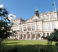 Cardiff University by 'ö-Dzin Tridral