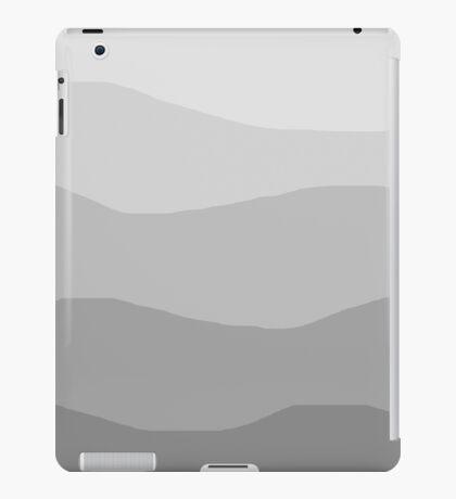 Grayscale iPad Case/Skin