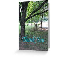 Peaceful Scene Greeting Card