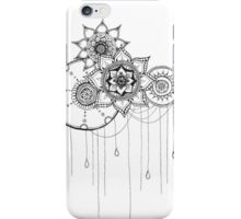 Mandala Flower Design iPhone Case/Skin