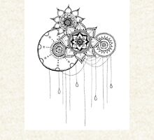 Mandala Flower Design Hoodie