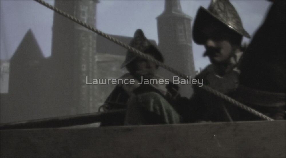 The 1577 Raid upon Amsterdam #2 by Lawrence James Bailey