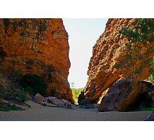 Simpsons Gap, Northern Territory Australia Photographic Print