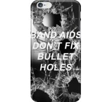 Taylor Swift Bad Blood Lyrics iPhone Case/Skin