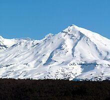 Mt Ruapehu, Central North Island, New Zealand by davecorban