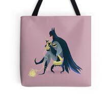 SKILLS (Batman) Tote Bag