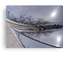 Fender Reflections Canvas Print