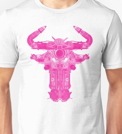 The strange faces I`ve seen Unisex T-Shirt