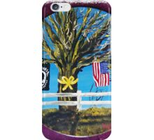 Tie A Yellow Ribbon............. iPhone Case/Skin