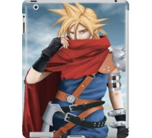 Cloud Strife - Heroes of final fantasy 7 iPad Case/Skin