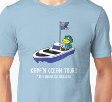 Kapp'n Ocean Tours Unisex T-Shirt