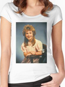 Earl Girl Women's Fitted Scoop T-Shirt