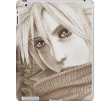Cloud Strife - Heroes of final fantasy 7 (2) iPad Case/Skin