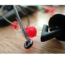 Fishing Tackle Photographic Print