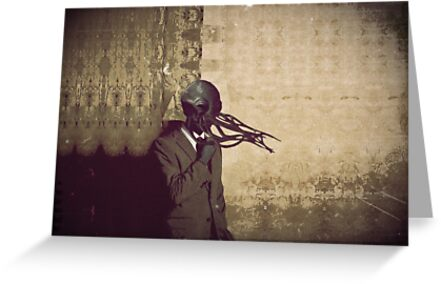 Corporate Cthulhu by jackshoegazer