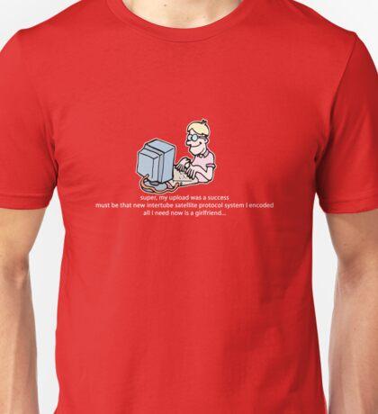 Upload Success Unisex T-Shirt