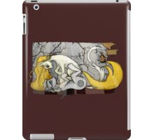 Smashed iPad Case/Skin