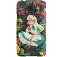 Alice in Wonder Samsung Galaxy Case/Skin