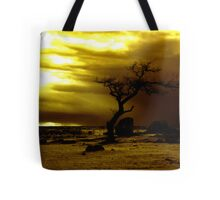 Night Tree Tote Bag