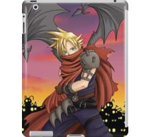 Cloud Strife - Kingdom Hearts iPad Case/Skin