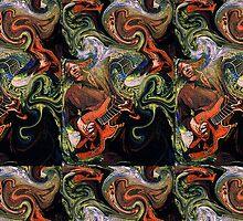Trey Anastasio 1 - Vortex View by Kevin J Cooper