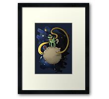 My Little Prince Framed Print