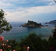 A postcard from Taormina by Andrea Rapisarda