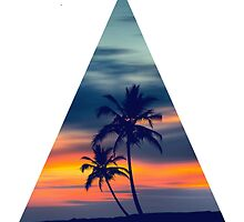 PalmTriangle by TrendingShirts