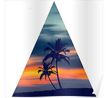 PalmTriangle Poster
