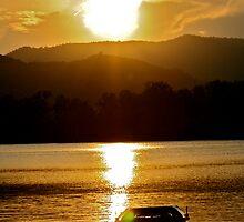 ¨My Peaceful Boat¨ by Marcela Diaz