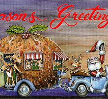 Seasons Greetings a bit early by Ken Tregoning