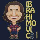 Ibrahimovic by alexsantalo
