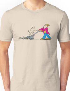 mower Unisex T-Shirt
