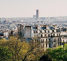 View On Paris by PatiDesigns