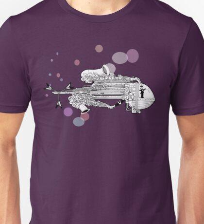 Marine Music Machine Unisex T-Shirt