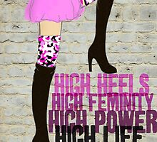 High Heels by PixelWildChild
