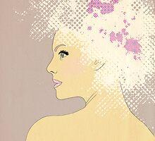 Une Femme by PixelWildChild