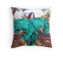 Yamina Throw Pillow