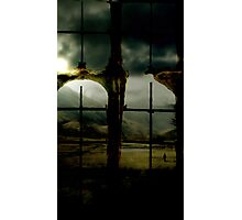 She found his imprisonment..... Photographic Print
