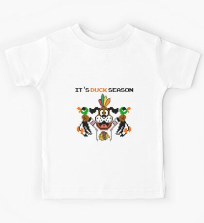 Duck Season Kids Tee