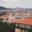Views of Prague by Kameron Walsh