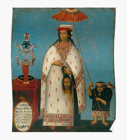 Peruvian Princess Poster