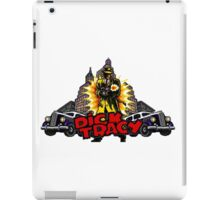 Dick Tracy iPad Case/Skin
