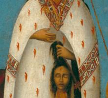 Peruvian Princess Sticker