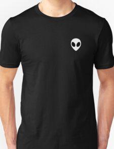White Alien 1 Unisex T-Shirt