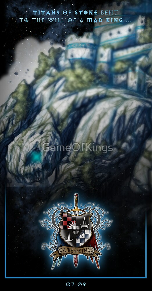Game of Kings, Wave Four Preview - the White King's Rook by GameOfKings