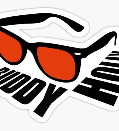 Buddy Holly Sticker